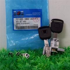 锁芯(不带线)CRV 07-11款,飞度09-14款,奥德赛09-14款,锋范09-14款,思域06-11款