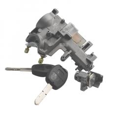 全车锁 AT/MT (高配通用)2个锁芯 锋范09-14款
