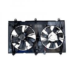 19000-RAA-A01W 电子扇总成(水箱/冷气) CM4/5 雅阁03-07 2.0/2.4 万里狼品牌