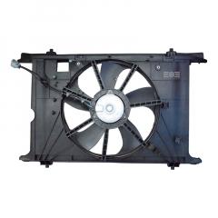 88590-0T020W 电子扇总成(水箱/冷气) ZRE18# 卡罗拉 14;雷凌ZRE18# 万里狼品牌