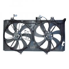 88590-06030W 电子扇总成(水箱/冷气) ACV51/ASV50 凯美瑞 12- 万里狼品牌