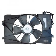 88590-21080W 电子扇总成(水箱/冷气) ZZE122 1.8 花冠 03 1.8 万里狼品牌