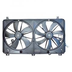 88590-0P010W 电子扇总成(水箱/冷气) GRX122 GRX132 锐志06- 13- 万里狼品牌